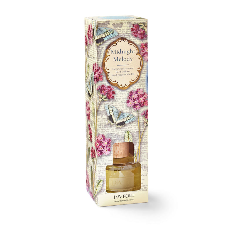 LoveOlli Reed Diffuser Midnight Melody