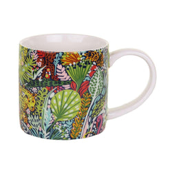 Ulster Weavers New Bone China Mug - Menagerie