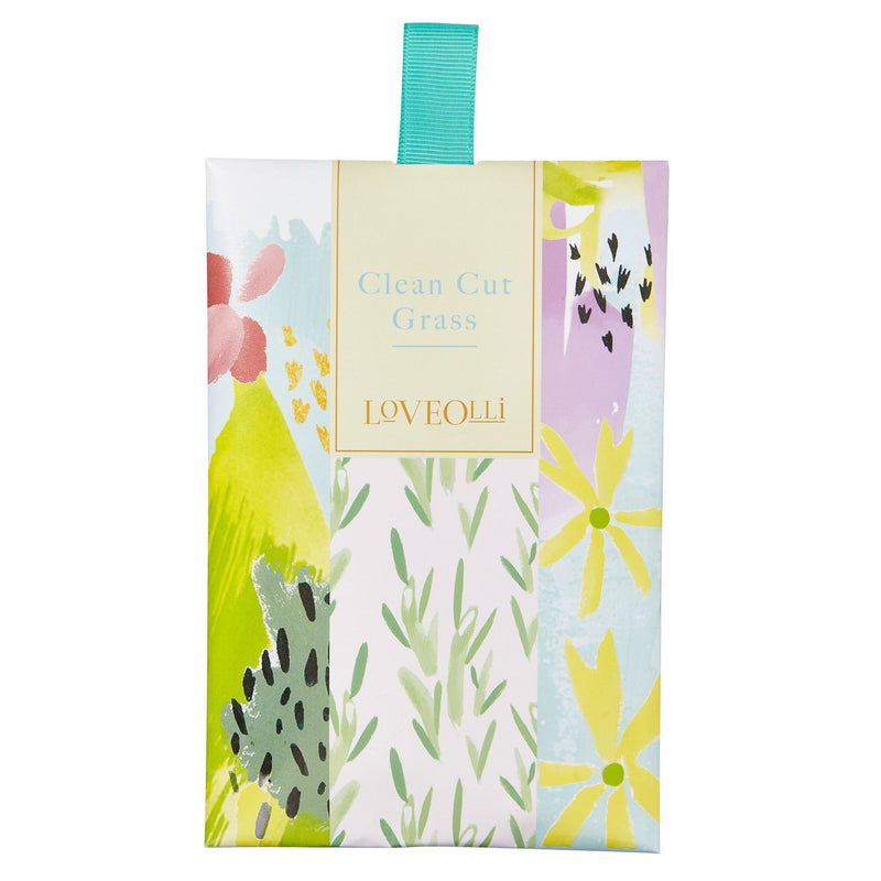 LoveOlli Scented Sachet Clean Cut Grass