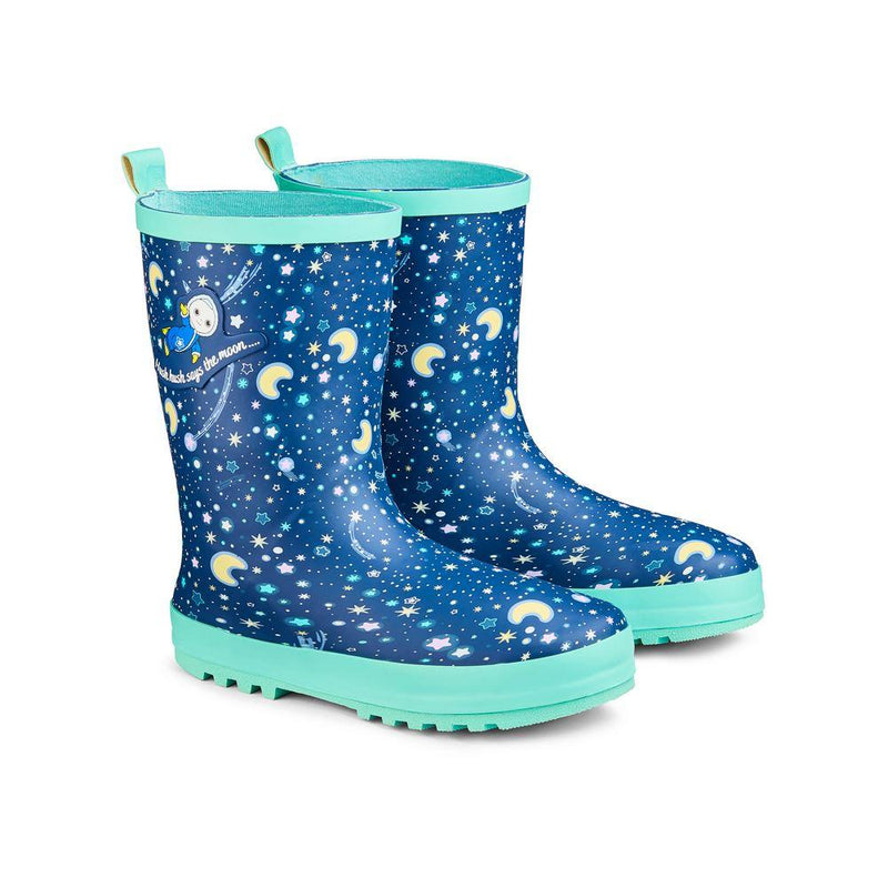 Childs Wellies Moon & Me Baby size 10-11