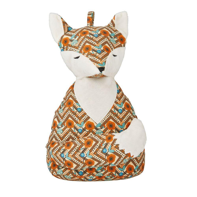 Shaped Doorstop Fox 2