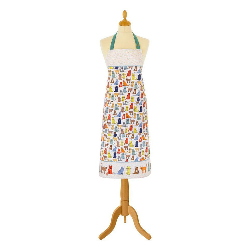 Cotton Apron Catwalk