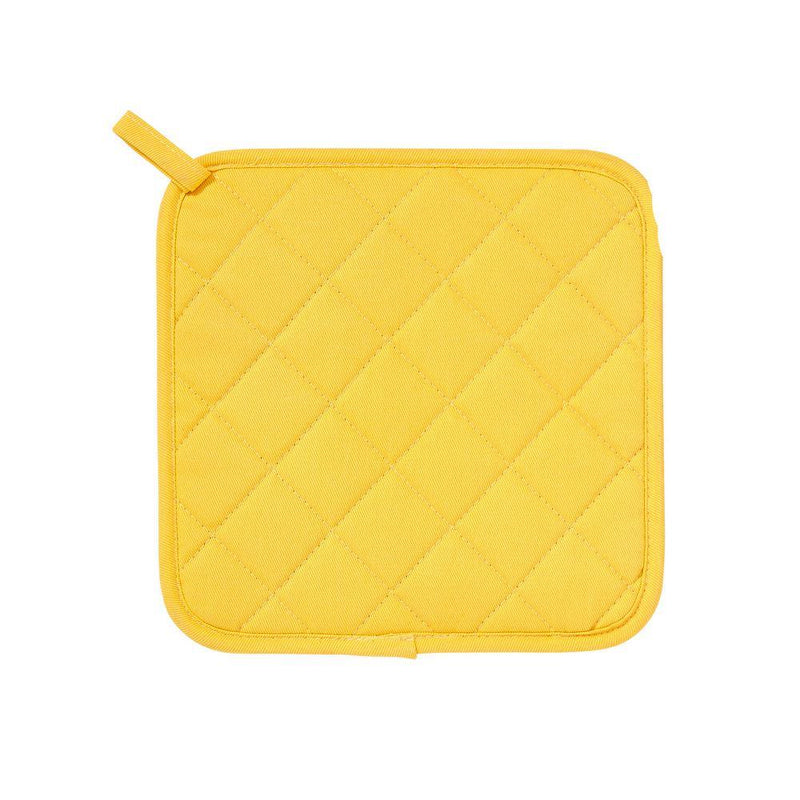Silicone Pot Mat Yellow