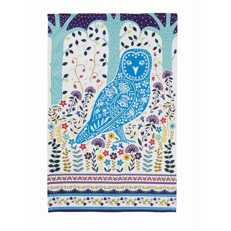 Cotton TT Woodland Owl