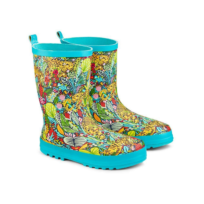 Childs Wellies Menagerie size 8-9