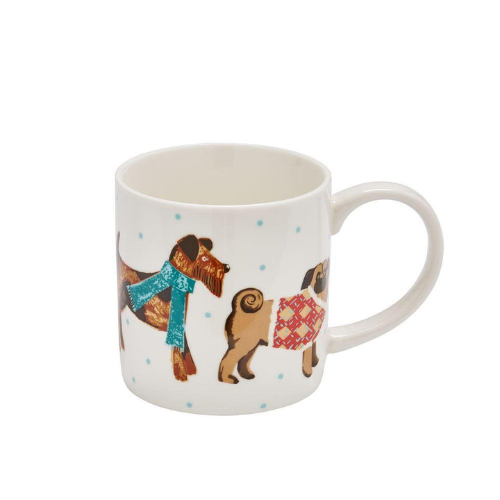 Ulster Weavers New Bone China Mug - Hound Dog