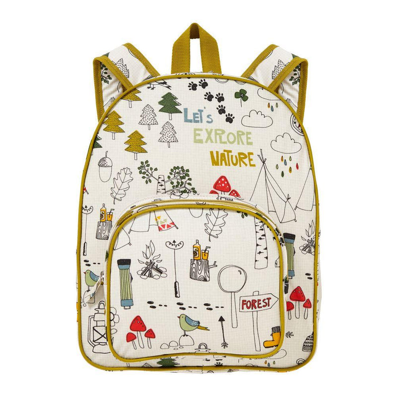 Backpack Lets Explore Nature