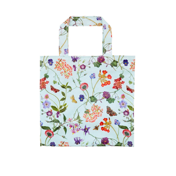 Ulster Weavers Wipeable PVC Gusset Bag - RHS Spring Floral (Small)