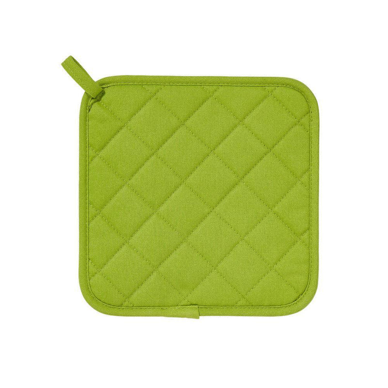 Silicone Pot Mat Green