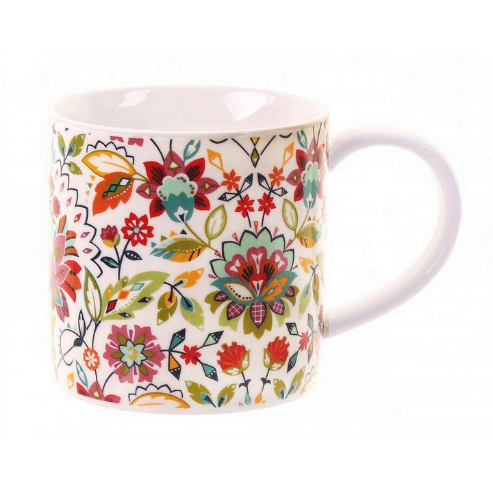 Ulster Weavers New Bone China Mug - Bountiful Floral