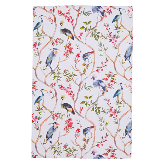 Ulster Weavers 100% Cotton Tea Towel - Oriental Birds
