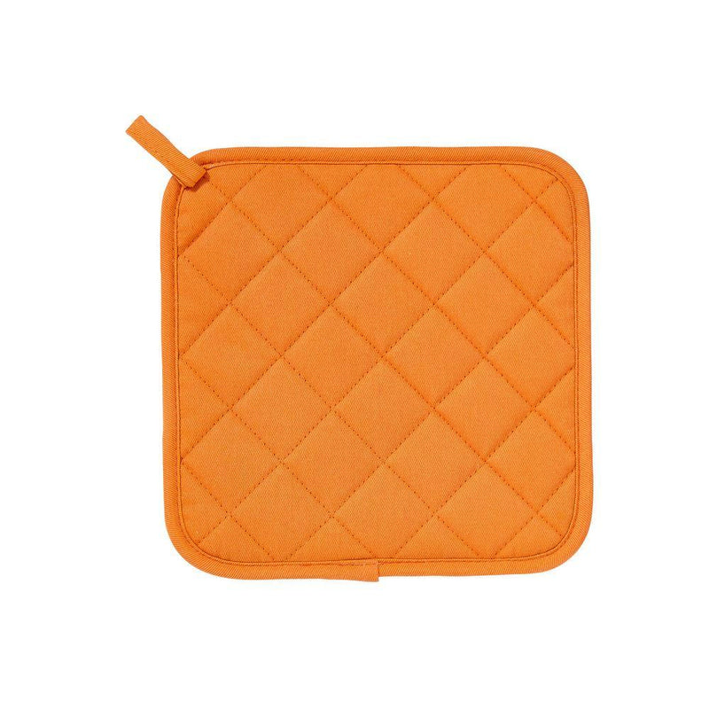 Silicone Pot Mat Orange