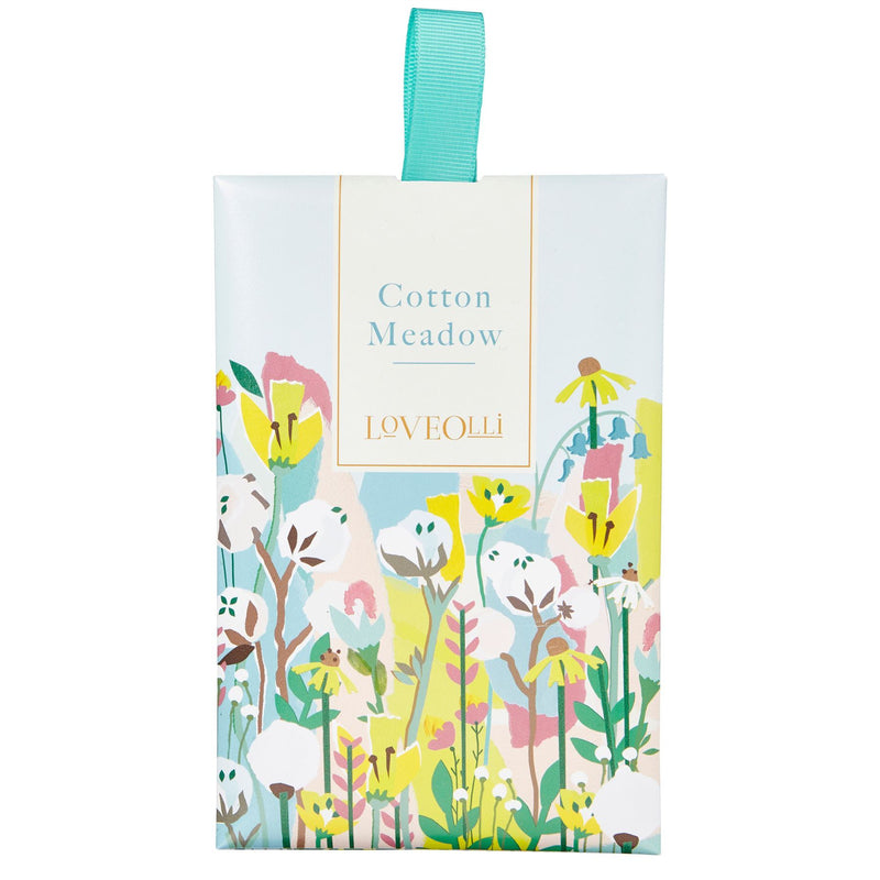 LoveOlli Scented Sachet Cotton Meadow