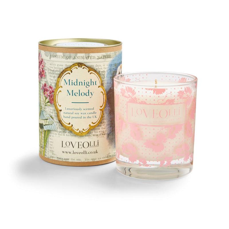 LoveOlli Scented Candle Midnight Melody