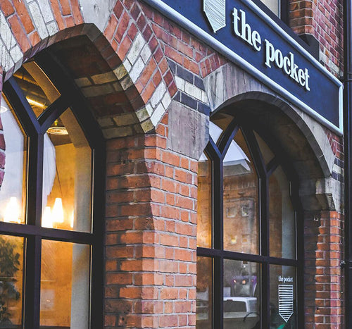 The Pocket | Local Supplier 2021 | Ulster Weavers