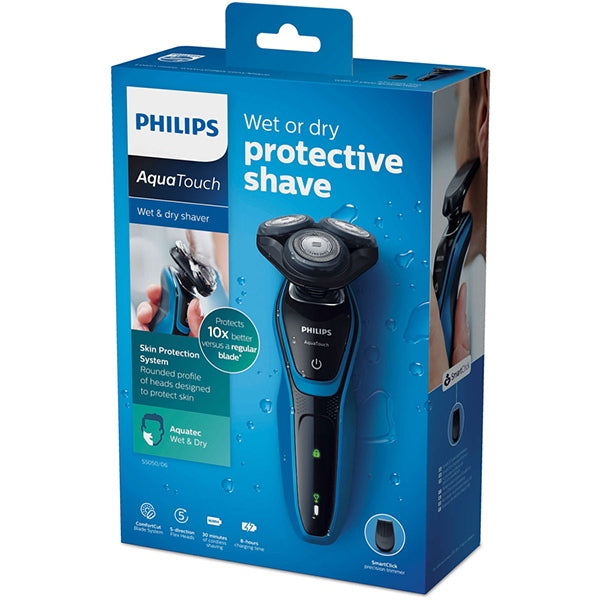 Philips S5050/06 AquaTouch ComfortCut