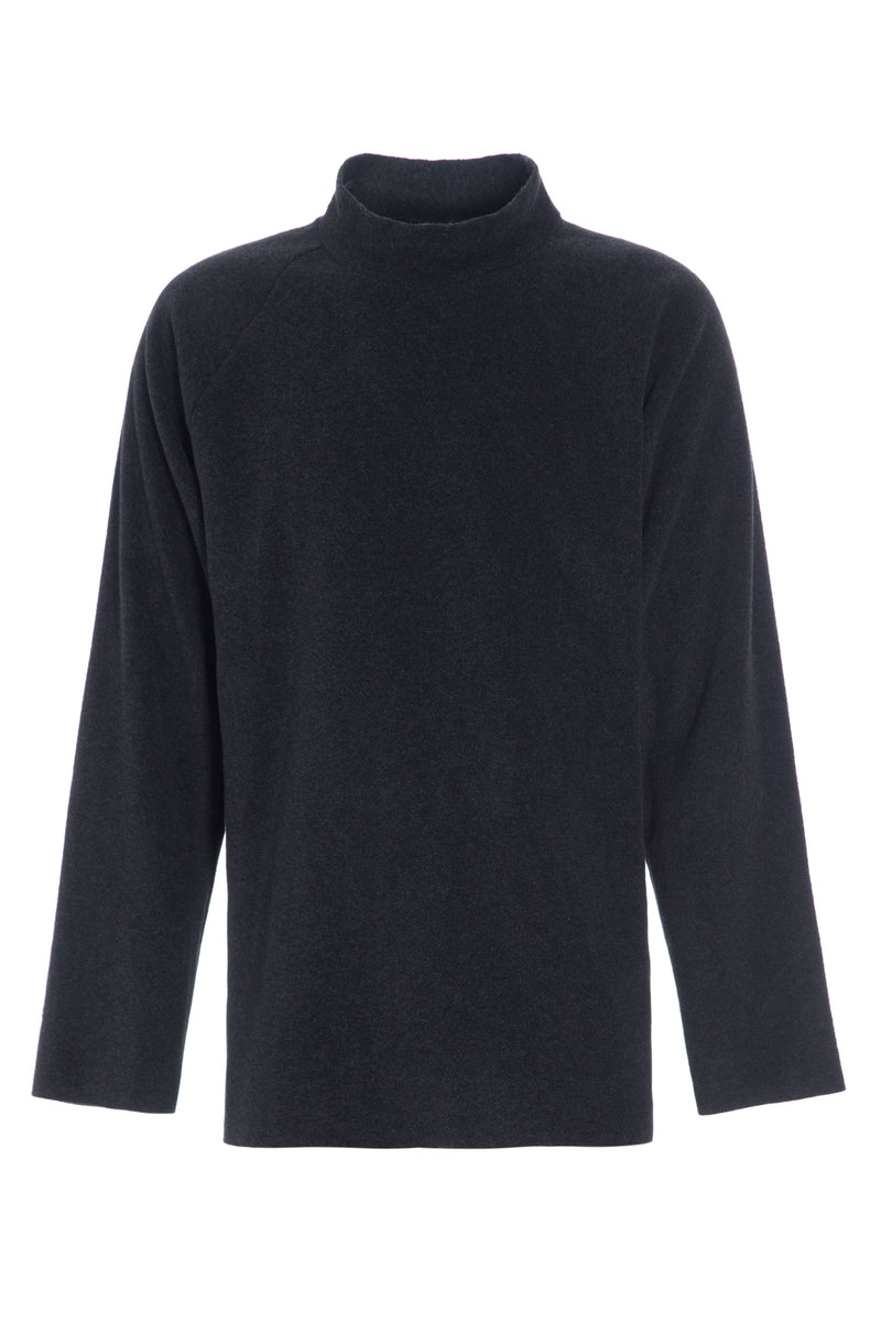 CARL BY STEFFENSEN COPENHAGEN ONE SIZE SWEATER MÆND - 1016C SWEATERS SOFT BLACK 914
