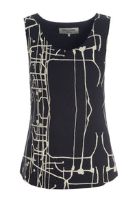 TOP - 96041 - ART PRINT BLACK