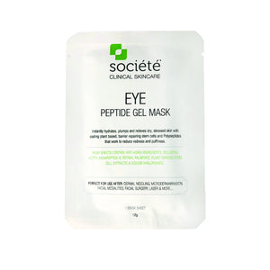 Societe Peptide Eye Mask - box of 10
