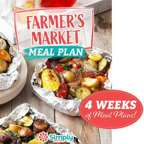 Farmers Market Meal Plan