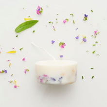 画像をギャラリービューアに読み込む, MUNIO CANDELA Soy Wax Candle:WILD FLOWERS MINI CANDLE   220ml