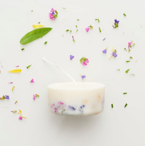 MUNIO CANDELA Soy Wax Candle:WILD FLOWERS MINI CANDLE   220ml