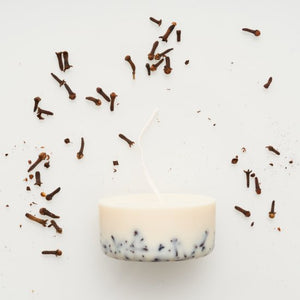 MUNIO CANDELA Soy Wax Candle:Cloves CANDLE 220ml