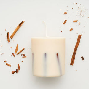 MUNIO CANDELA Soy Wax Candle:cinnamon CANDLE 515ml
