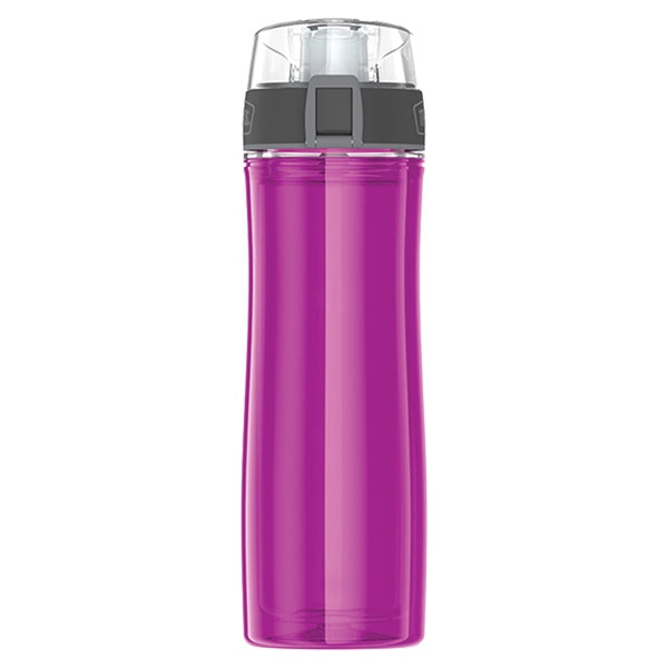 THERMOS  710ml Single Wall BPA Free Eastman Tritan? Copolyester Hydration Bottle ? Aubergine