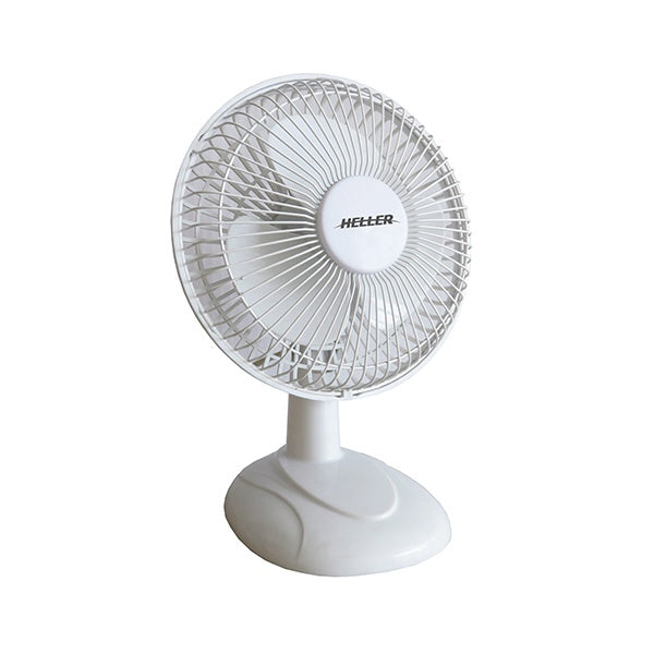 Heller HHDF15S 15cm Desk Fan