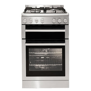 Euromaid FSG54S 540mm Gas Oven Gas Cooktop Upright Cooker