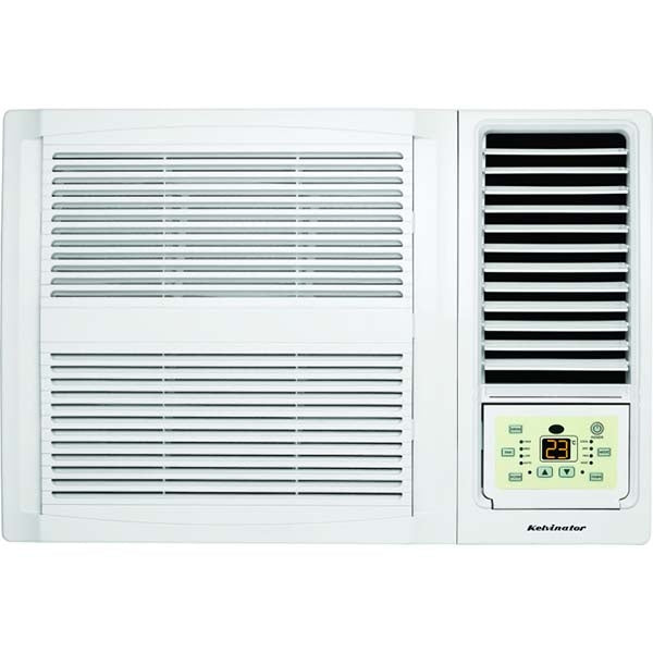 Kelvinator KWH20HRE 2.2kW/1.9kW Window/Wall AC