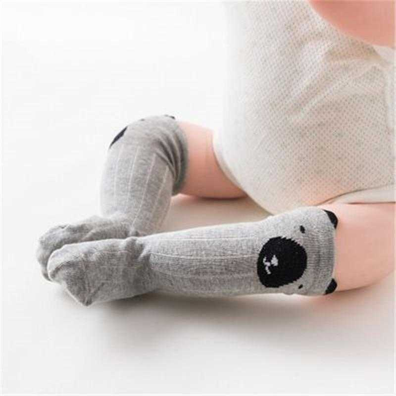1 Pair Unisex Lovely Cute Cartoon Fox Kids baby Socks Knee Girl Boy Baby Toddler Socks animal infant Soft Cotton socks 0-3 Y | broadway rd