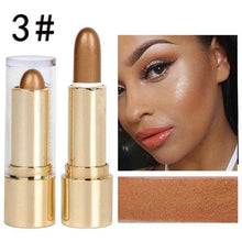 Load image into Gallery viewer, Pro Face Highlighter Stick Face Concealer Contouring Bronzers Highlighter Pen 3D Makeup Corrector Contour Stick | broadway rd