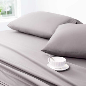 King Size Soft Sheets Comfort Count 4 Piece Deep Pocket Bed Sheet Set 1800 Count | broadway rd