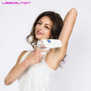 Lescolton 3in1 700000 pulsed IPL Laser Hair Removal Device Permanent Hair Removal IPL laser Epilator Armpit Hair Removal machine | broadway rd
