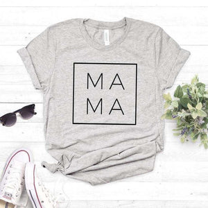 Mama Square Women t shirt | broadway rd