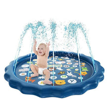 Load image into Gallery viewer, Sprinkler For Kids, Splash Pad, And Wading Pool For Learning Outdoor Swimming Pool For Babies And Toddlers | broadway rd