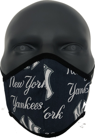Sports Yankees face mask