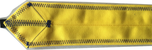 solid Yellow wrist wraps