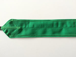 solid green kelly wrist wraps