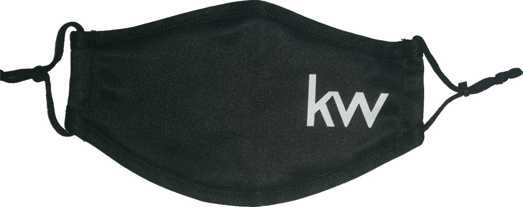Keller Williams Face Mask *EAR BAND ELASTIC