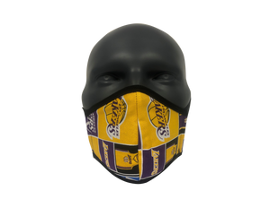 Sports Lakers face mask