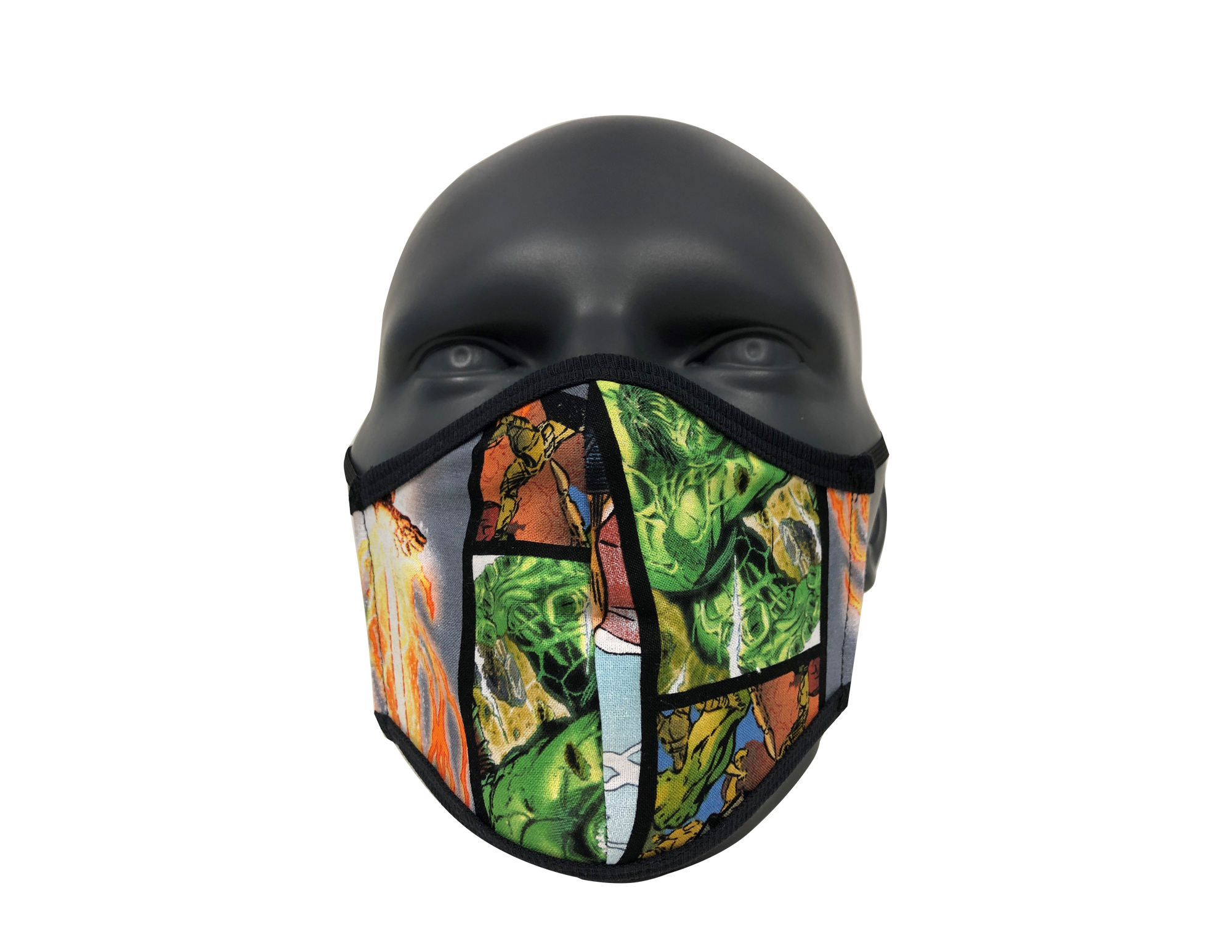 Superhero Marvel06 face mask