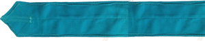 solid teal wrist wraps