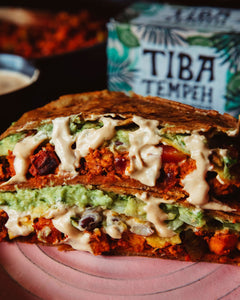 8 x Tiba Tempeh Block Value Bundle