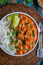 Load image into Gallery viewer, Tiba Tempeh Curry-Spiced Pieces 200g - Tiba Tempeh Natural Plant-based Protein