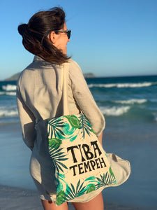 Tiba Tempeh Tote Eco Shopping Bag