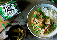 Load image into Gallery viewer, Tiba Tempeh Traditional Block 200g - Tiba Tempeh Natural Plant-based Protein