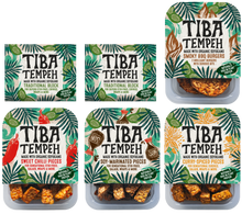 Load image into Gallery viewer, 6 x Tiba Tempeh - Full Range Bundle